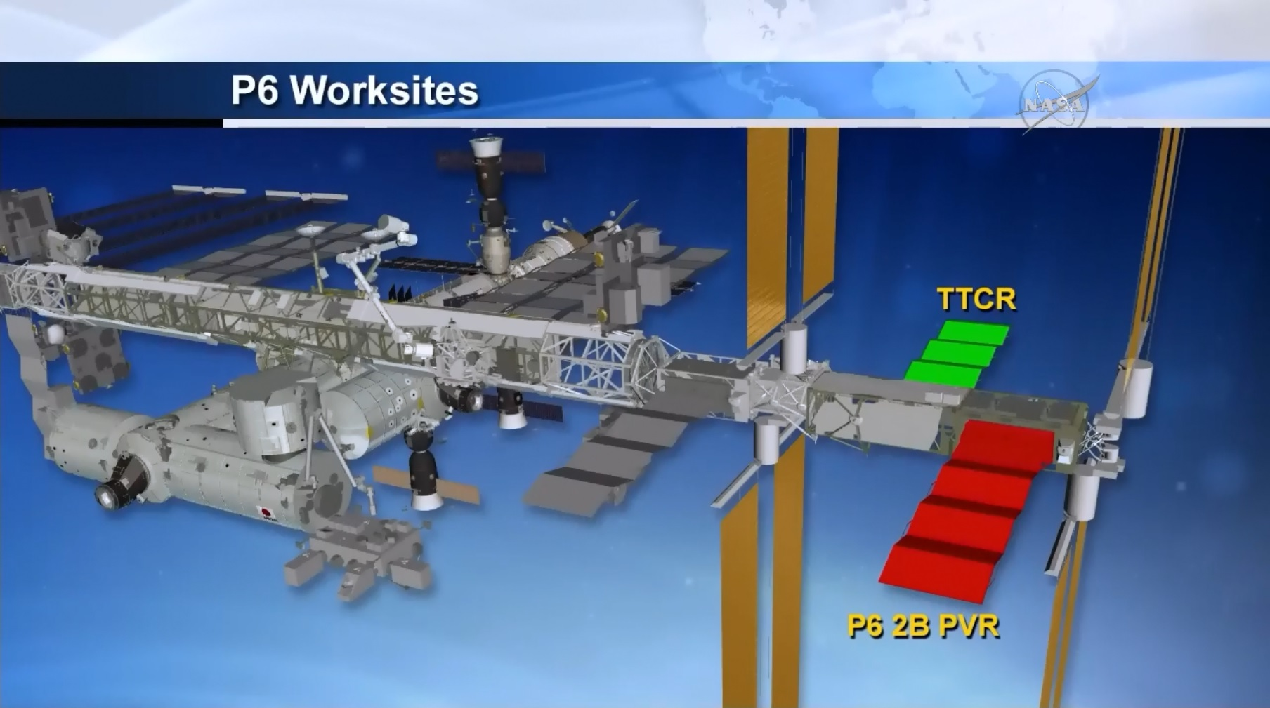 ISS Astronauts set for challenging Spacewalk to ...