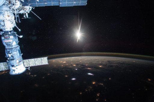 Progress M-28M docked to Pirs - Photo: NASA