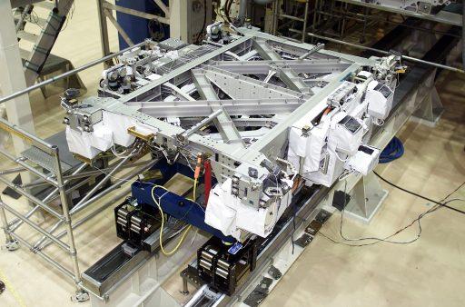 Mobile Transporter - Photo: NASA