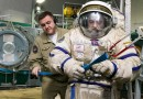 Russian Cosmonaut simulates Walk on Mars after a 'Year In Space'