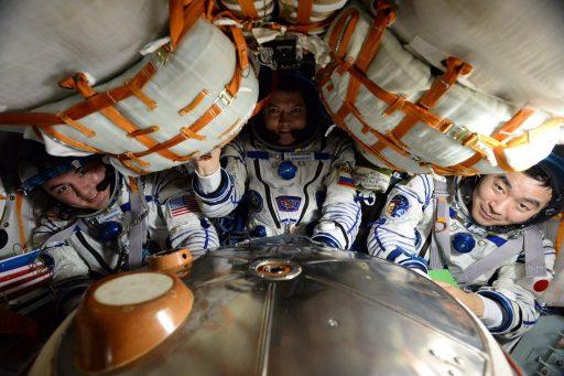 Photo: NASA/Kjell Lindgren