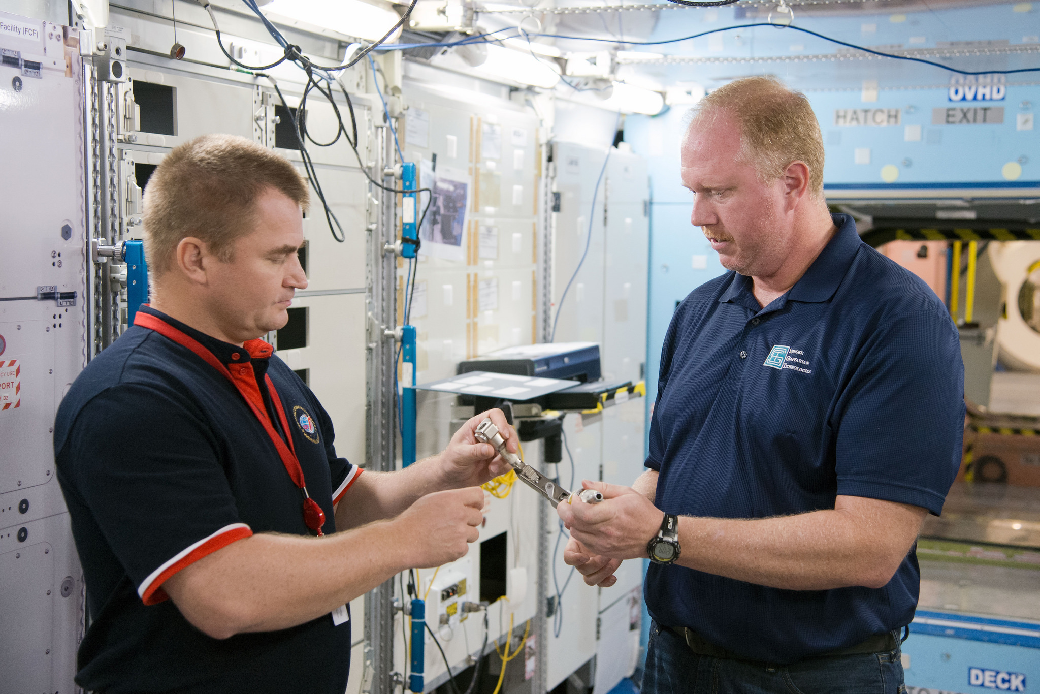 Photos: ISS Expedition 47 Crew Training Houston – ISS ...