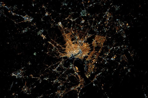Washington DC - Photo: NASA