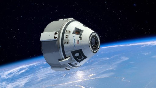 Starliner Spacecraft - Image: Boeing