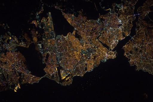Istanbul - Photo: NASA
