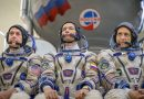 Photos: Expedition 49 – Final Training Operations in Russia