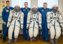 Photos: ISS Expedition 49 Crew completes final Preparations at Baikonur