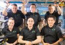 Video: ISS Expedition 49 Change of Command Ceremony