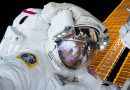 Space Station Crew ready for Second Battery Replacement Spacewalk on Friday