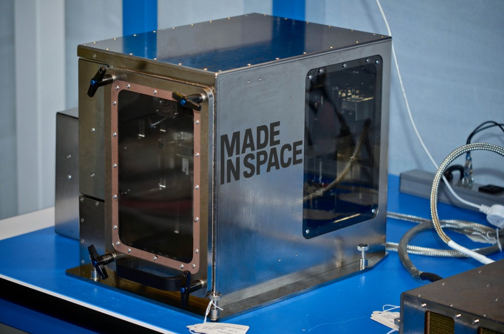 Photo: Made in Space