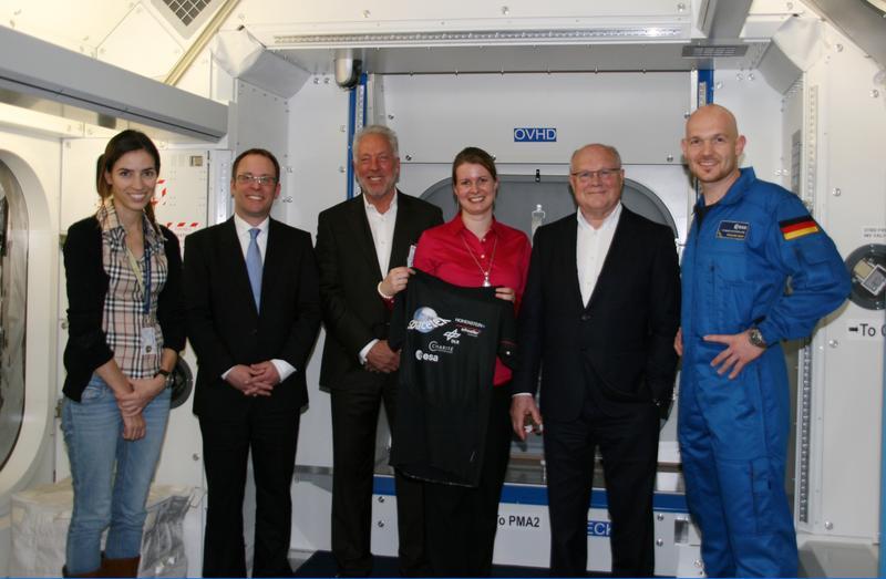 SpaceTex Team - Image: Hohenstein
