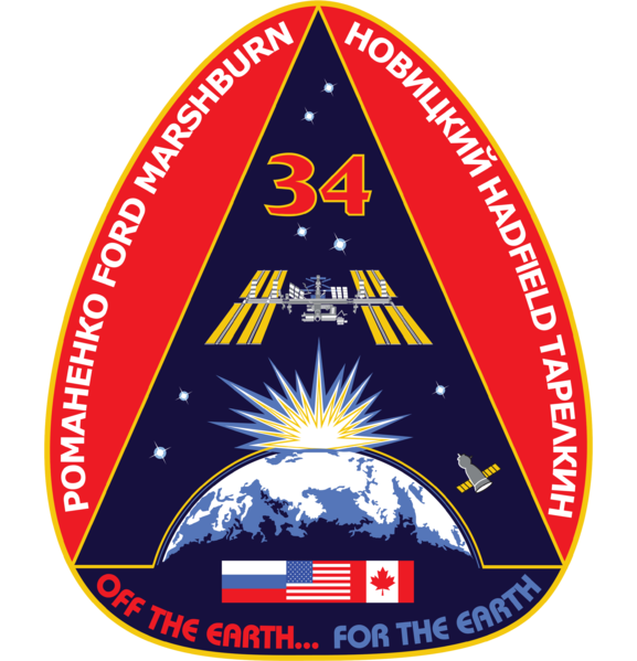 Expedition 34