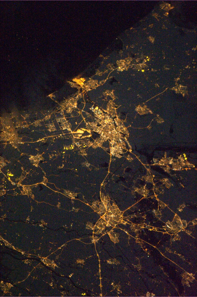 Amsterdam, Utrecht and Schiphol