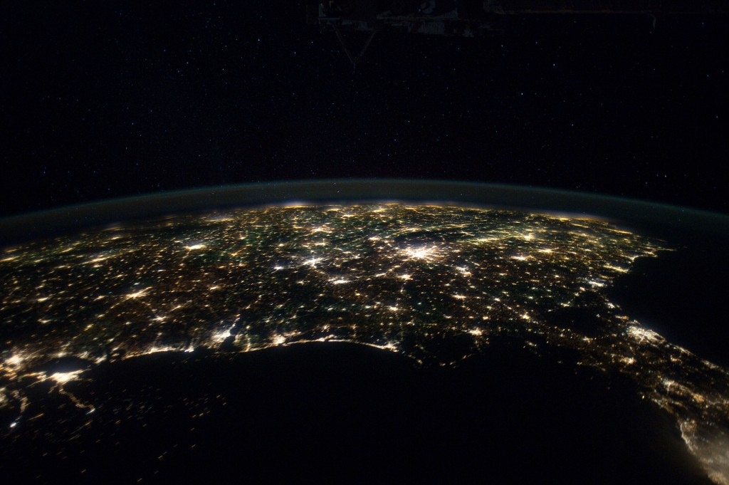 Eastern Two-Thirds of U.S. at Nigh