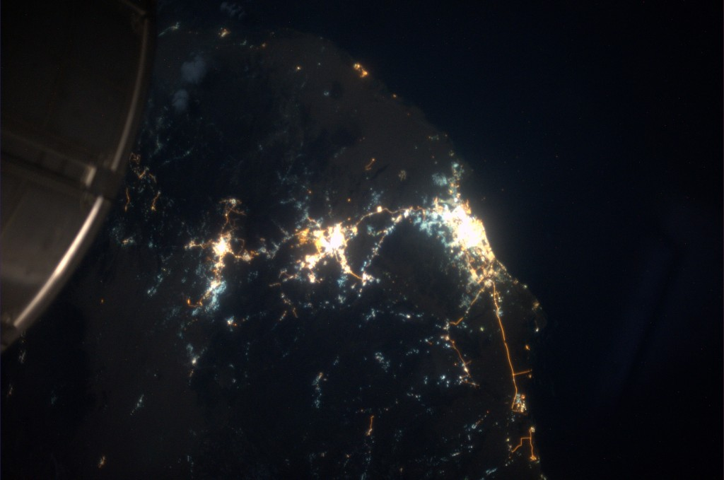 Medina and Mecca, and the Red Sea