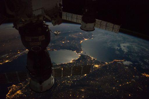 Soyuz docked to Rassvet (File) - Photo: NASA