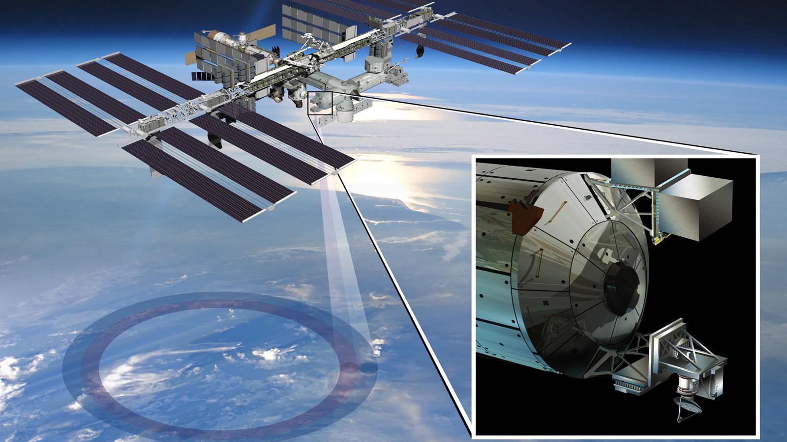 NASA's RapidScat Ocean Wind Sensor ends Operations at ...