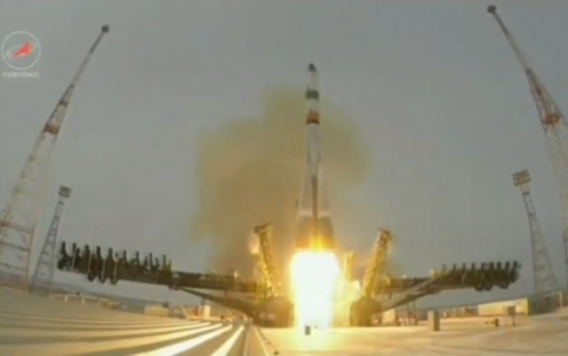 Photo: Roscosmos/Tsenki TV