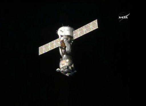 Photo: NASA TV