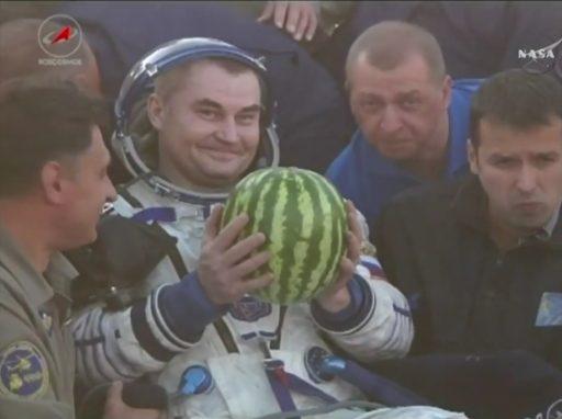 Photo: Roscosmos/NASA TV