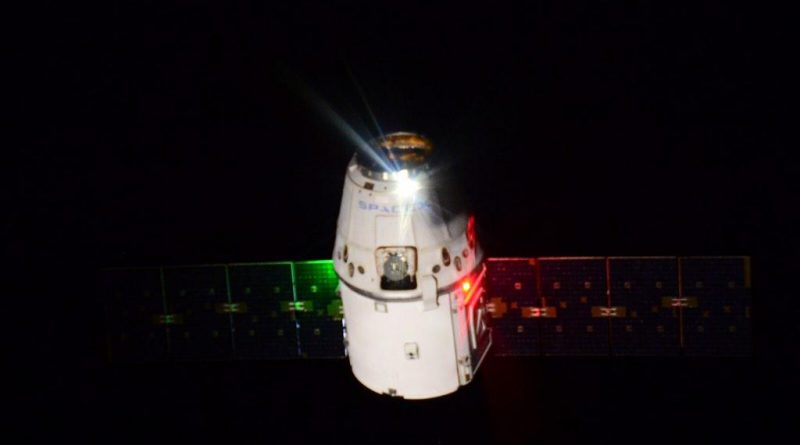 Dragon Cargo Craft aborts ISS Rendezvous, New Attempt Thursday