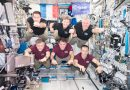 Russian-American Crew Trio set for Parachute Assisted Landing after 173 Days in Space
