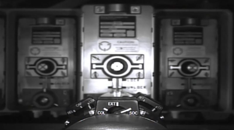 Video: ISS Robots Switch Out Failed Circuit Breaker Box