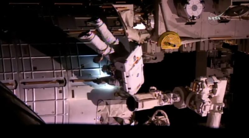 Milestone 200th ISS Spacewalk sees Astronauts Race Against the Clock