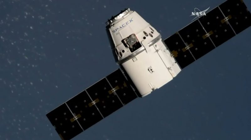 First Re-Used Dragon Arrives at Space Station with Critical Science-Enabling Cargo
