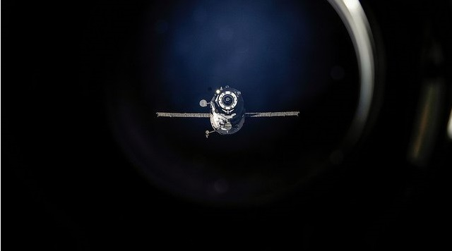 Progress MS-05 Departs ISS en-route to Fiery Re-Entry after Successful Cargo Mission
