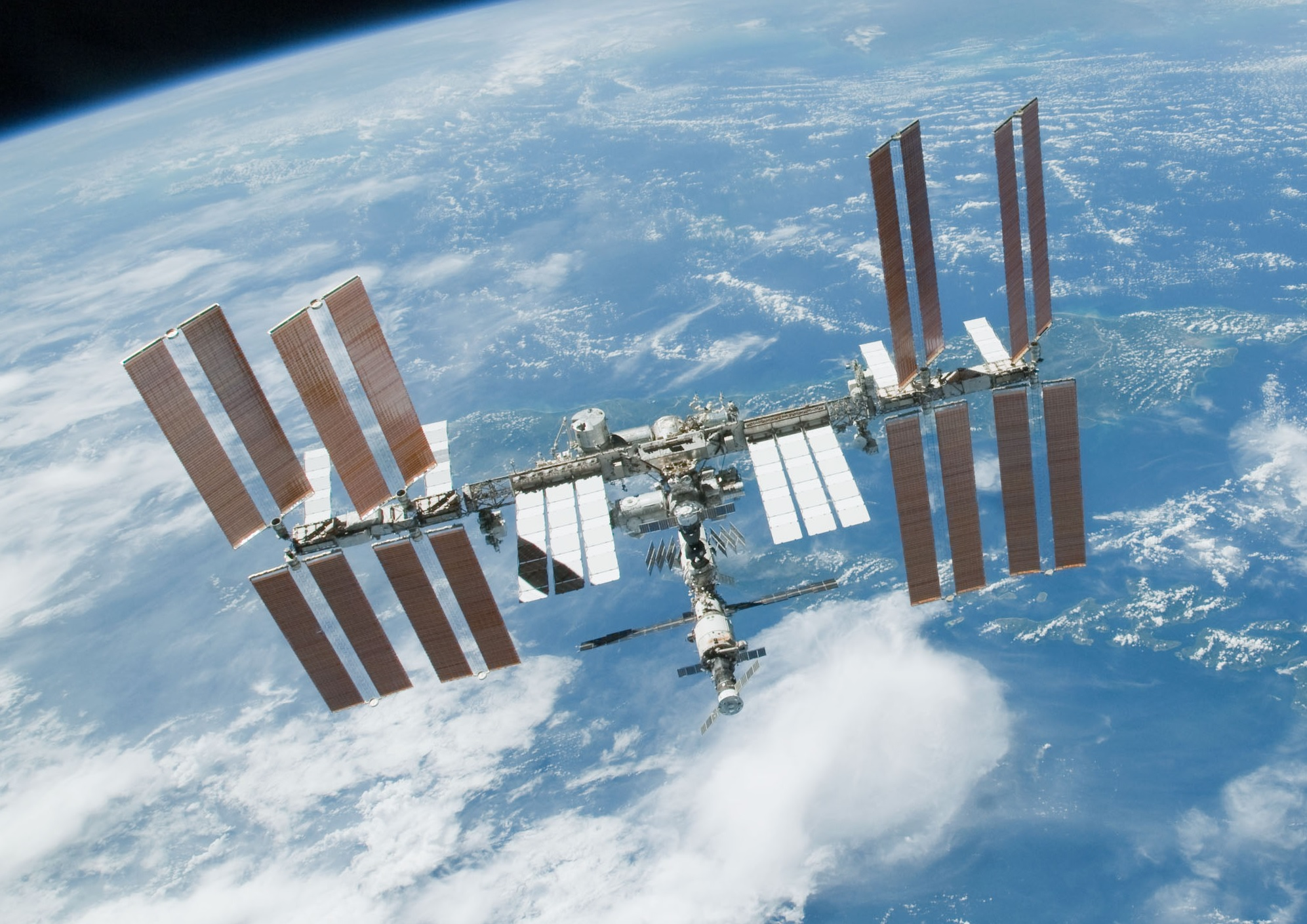 ISS Completes Scheduled Reboost, External Robots Fetch