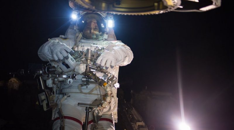 ISS Astronauts Hope for Repeat Spacewalk Success on Tuesday