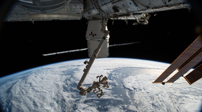 SpaceX Dragon to Close Month-Long Cargo Mission with Saturday ISS Departure & Splashdown