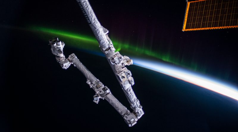 ISS Spacewalk Pushed to February after Successful Troubleshooting on Canadarm2 End Effector