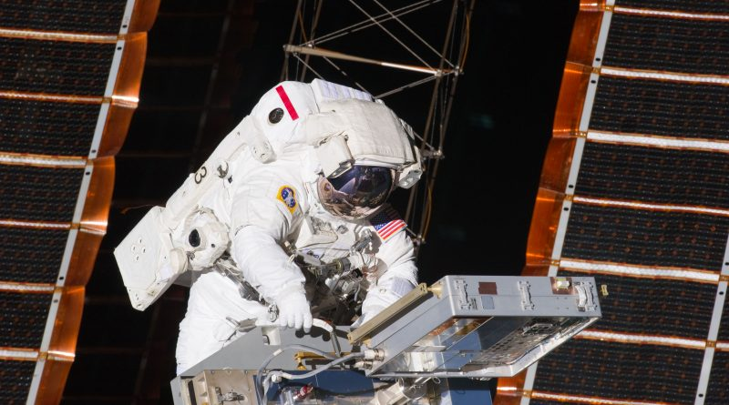 ISS Spacewalkers set for Thursday EVA to Expand External WiFi for Upcoming Ecosystem Instrument