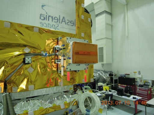 Photo: Thales Alenia/CNES