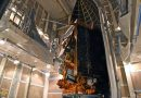 Photos: JPSS-1 Satellite Installed on Delta II Rocket