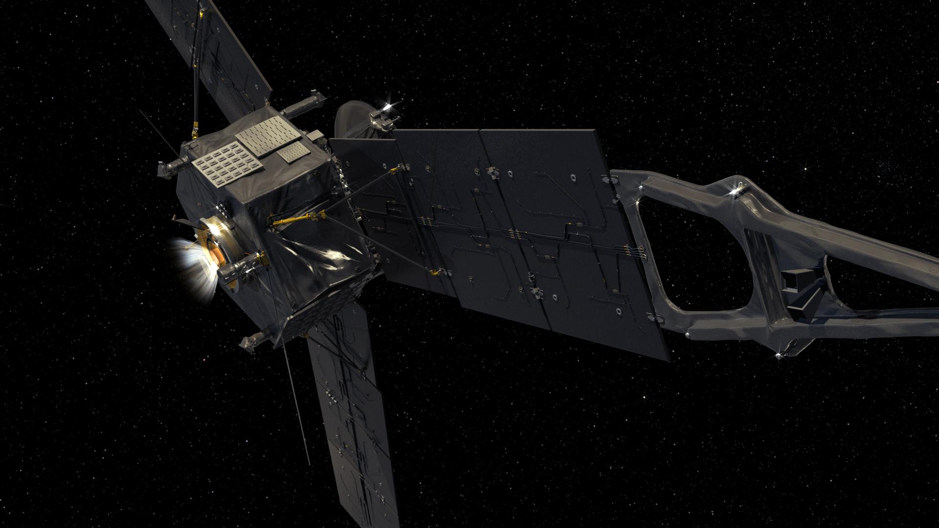 juno mission trajectory design juno image nasa jpl caltech