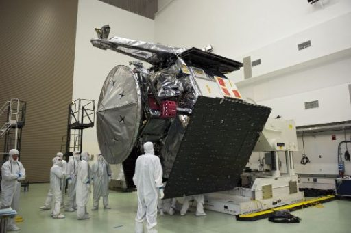 Juno Pre-Launch - Photo: NASA