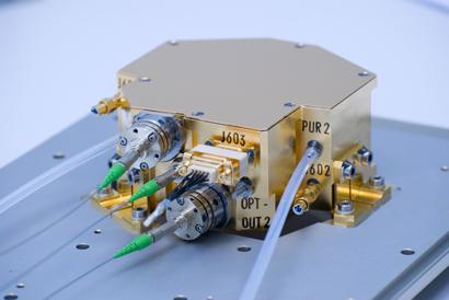 Laser Modulator - Image: RUAG Space