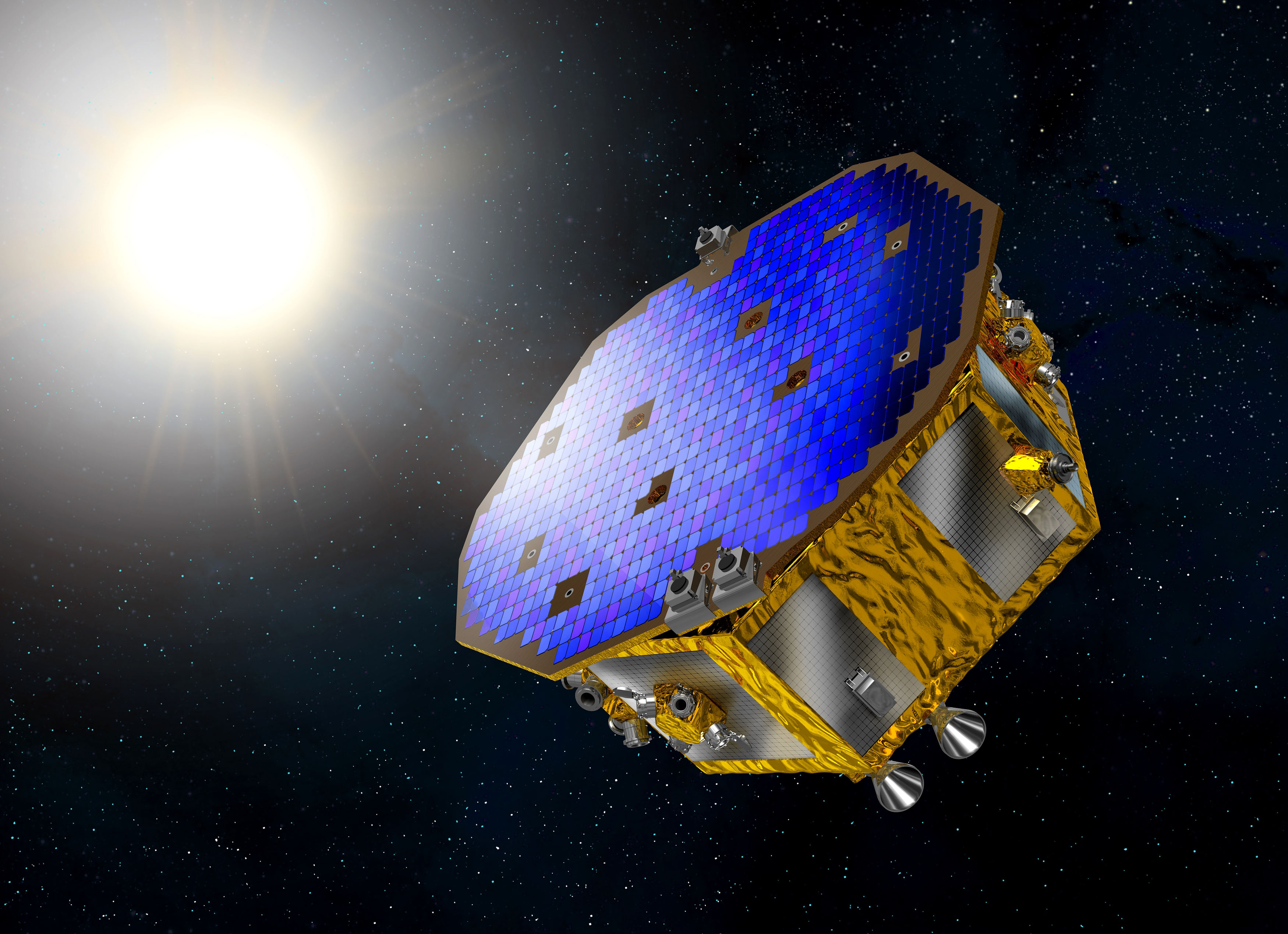 Gravitational waves and what they mean for space for Space exploration