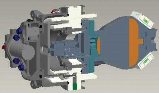 FEEPS Thruster - Image: ESA