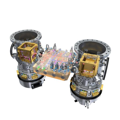 LISA Technology Package - Image: ESA/ATG Medialab