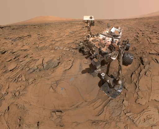 May 2016 Curiosity Self-Portrait - Credit: NASA/JPL/Caltech/MSSS