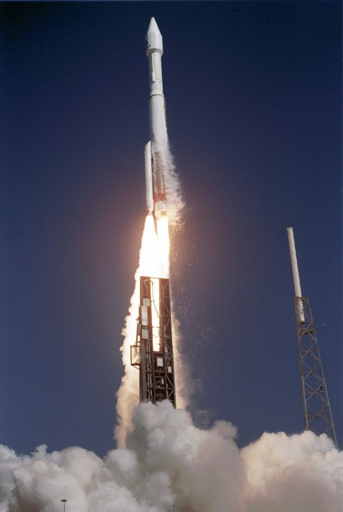 Photo: International Launch Services / Lockheed Martin
