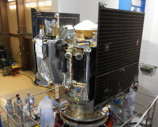 Photo: OSIRIS-REx Project