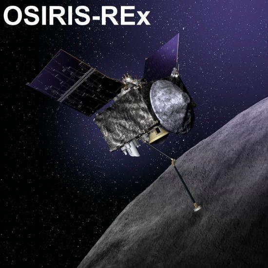 Osiris Rex Spacecraft Overview Osiris Rex Spaceflight101
