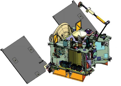 Image: NASA / Lockheed Martin