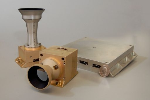 Malin Camera Heads and DVR - Photo: Malin Space Science Systems