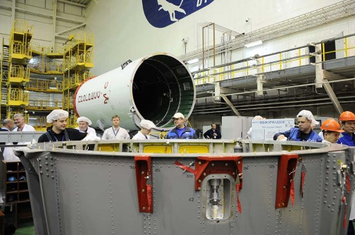 Progress MS Payload Adapter - Photo: RSC Energia